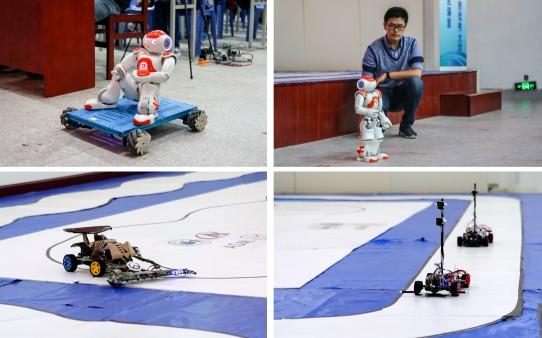 """武汉理工大学""""ASM杯""""机器人设计大赛展演暨颁奖典礼顺利举行"""