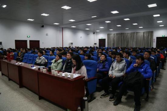 【学习贯彻十九大】校优秀辅导员宣讲团赴自动化学院宣讲―深入学习贯彻党的十九大精神